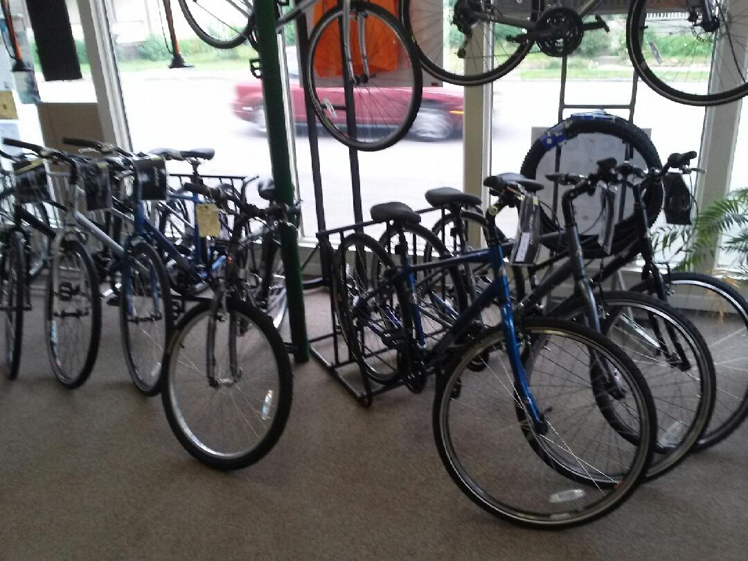 Marin Bike Sales