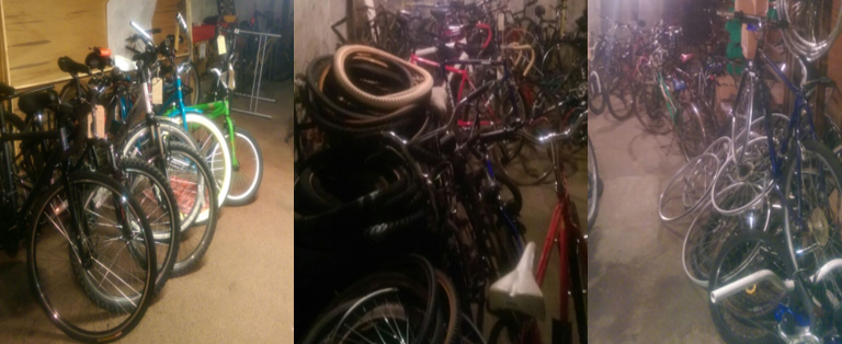 Zak's Bicycle Sales & Repair - Used Bikes, Bicycle Parts and Storage